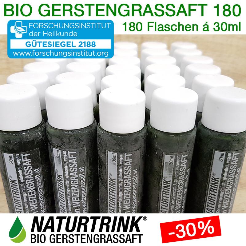 Bio Gerstengrassaft